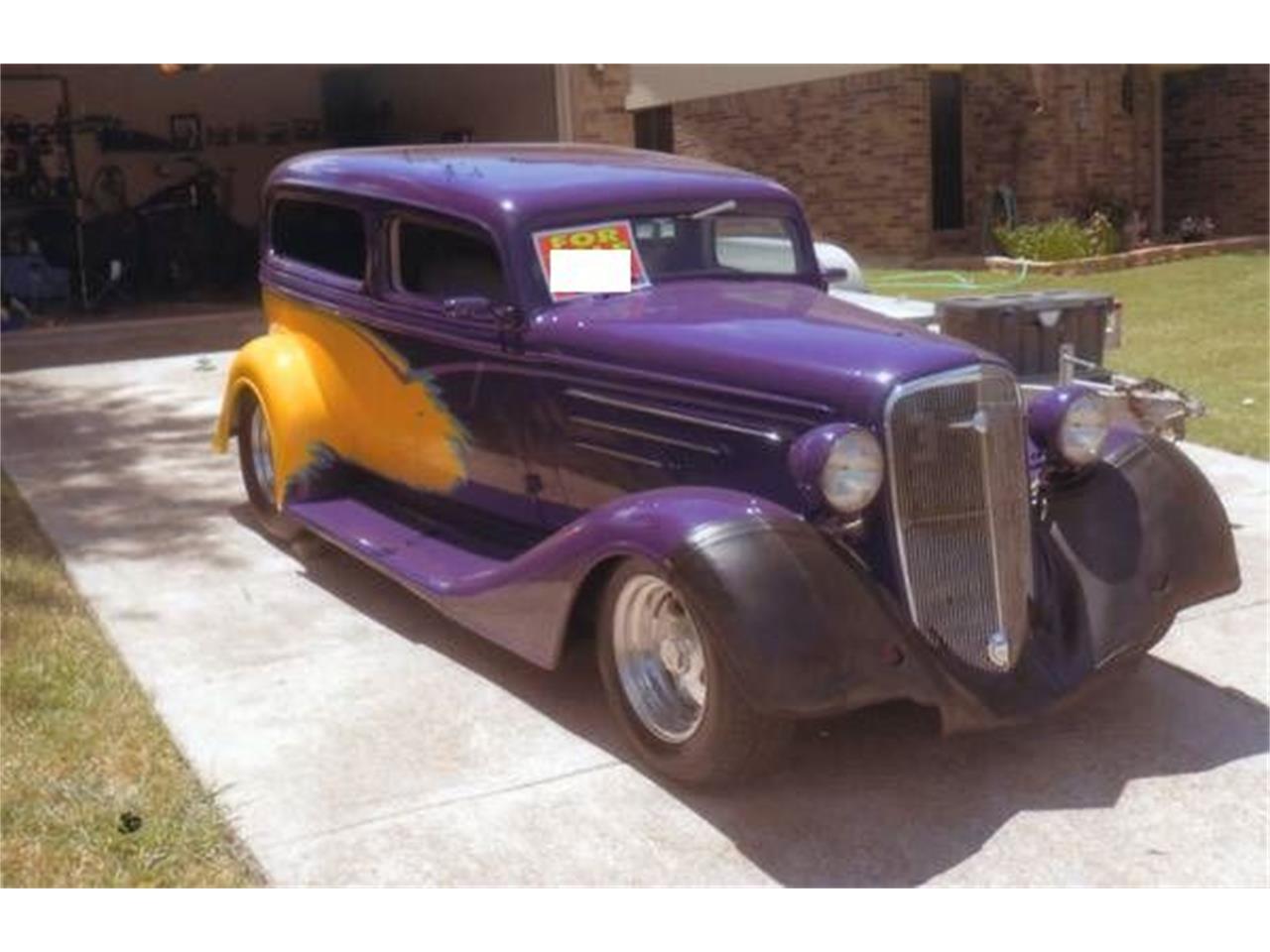 1934 Chevrolet Sedan (CC-1127598) for sale in Cadillac, Michigan