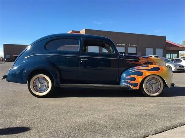 1940 Ford Tudor (CC-1127615) for sale in Cadillac, Michigan