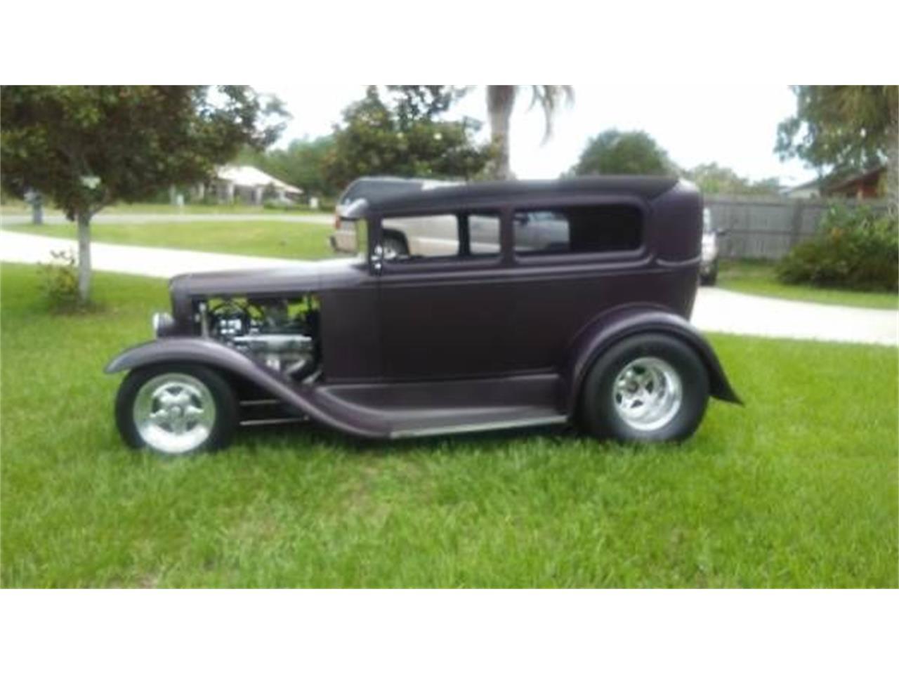 1930 Ford Sedan (CC-1127632) for sale in Cadillac, Michigan