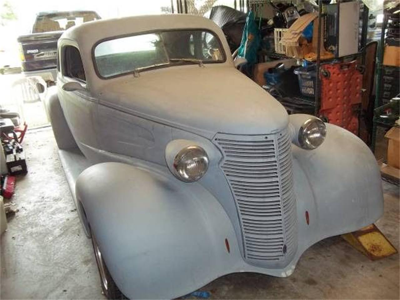 1938 Chevrolet Business Coupe (CC-1127640) for sale in Cadillac, Michigan