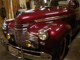 1941 Chevrolet Special Deluxe (CC-1127641) for sale in Cadillac, Michigan
