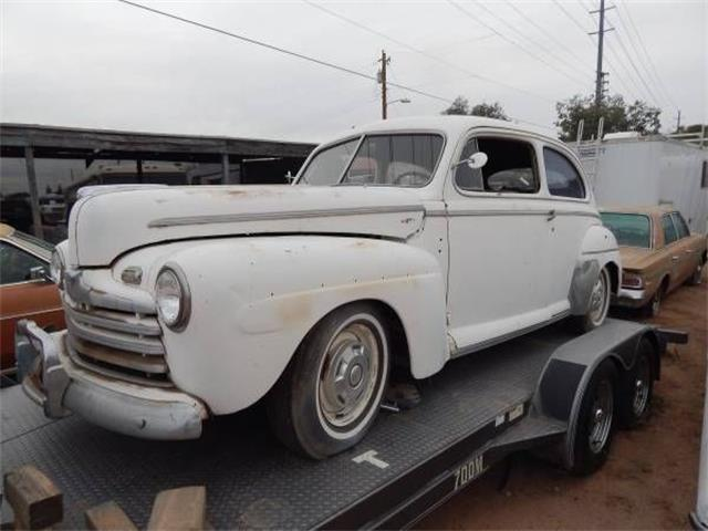 1947 Ford Sedan (CC-1127659) for sale in Cadillac, Michigan