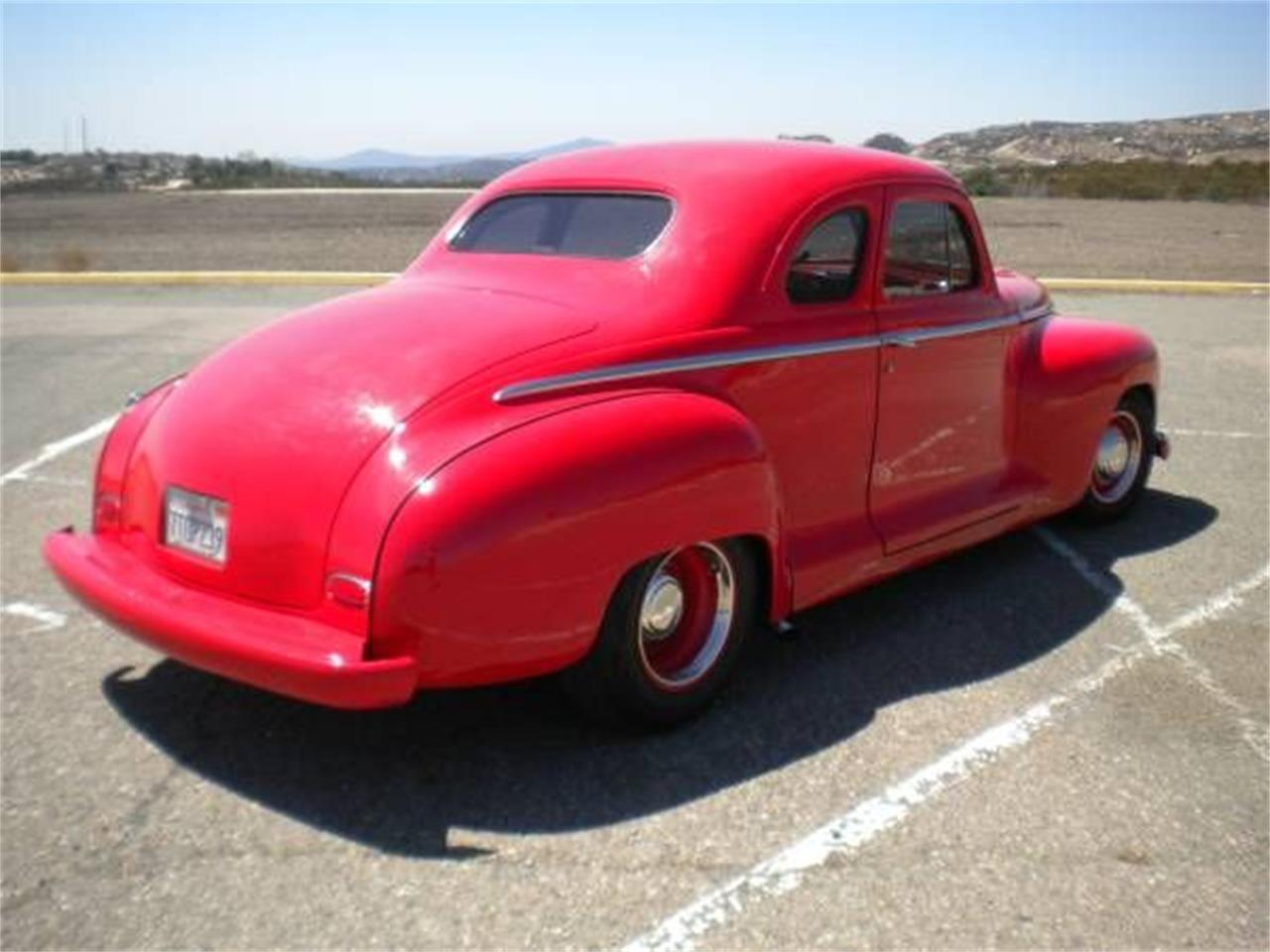 1947 Plymouth Coupe (CC-1127662) for sale in Cadillac, Michigan