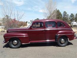 1947 Ford Sedan (CC-1127663) for sale in Cadillac, Michigan