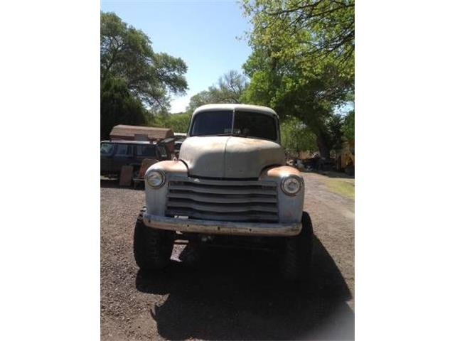 1949 Chevrolet Panel Truck (CC-1127665) for sale in Cadillac, Michigan