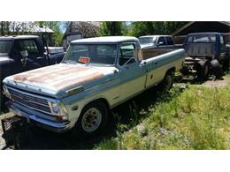 1968 Ford F250 (CC-1120767) for sale in Cadillac, Michigan