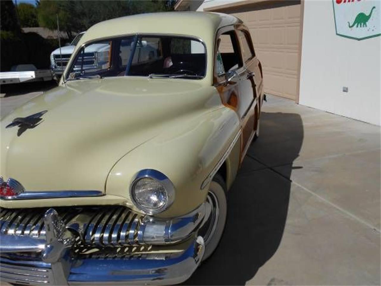 1951 Mercury Woody Wagon (CC-1127673) for sale in Cadillac, Michigan