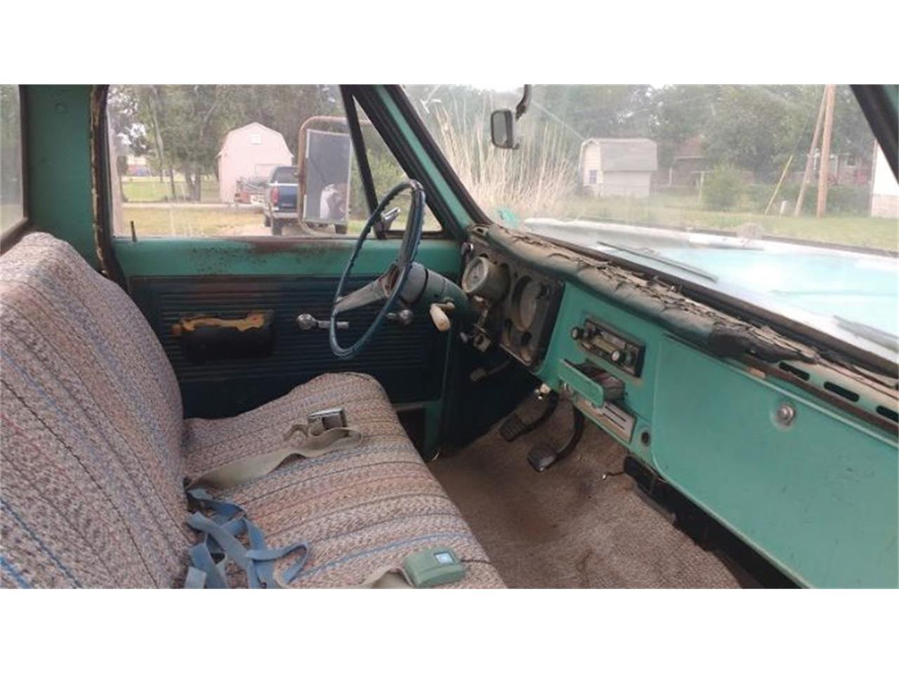 1969 Chevrolet C10 (CC-1127679) for sale in Cadillac, Michigan