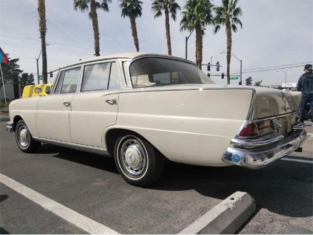 1961 Mercedes-Benz 220 (CC-1127683) for sale in Cadillac, Michigan