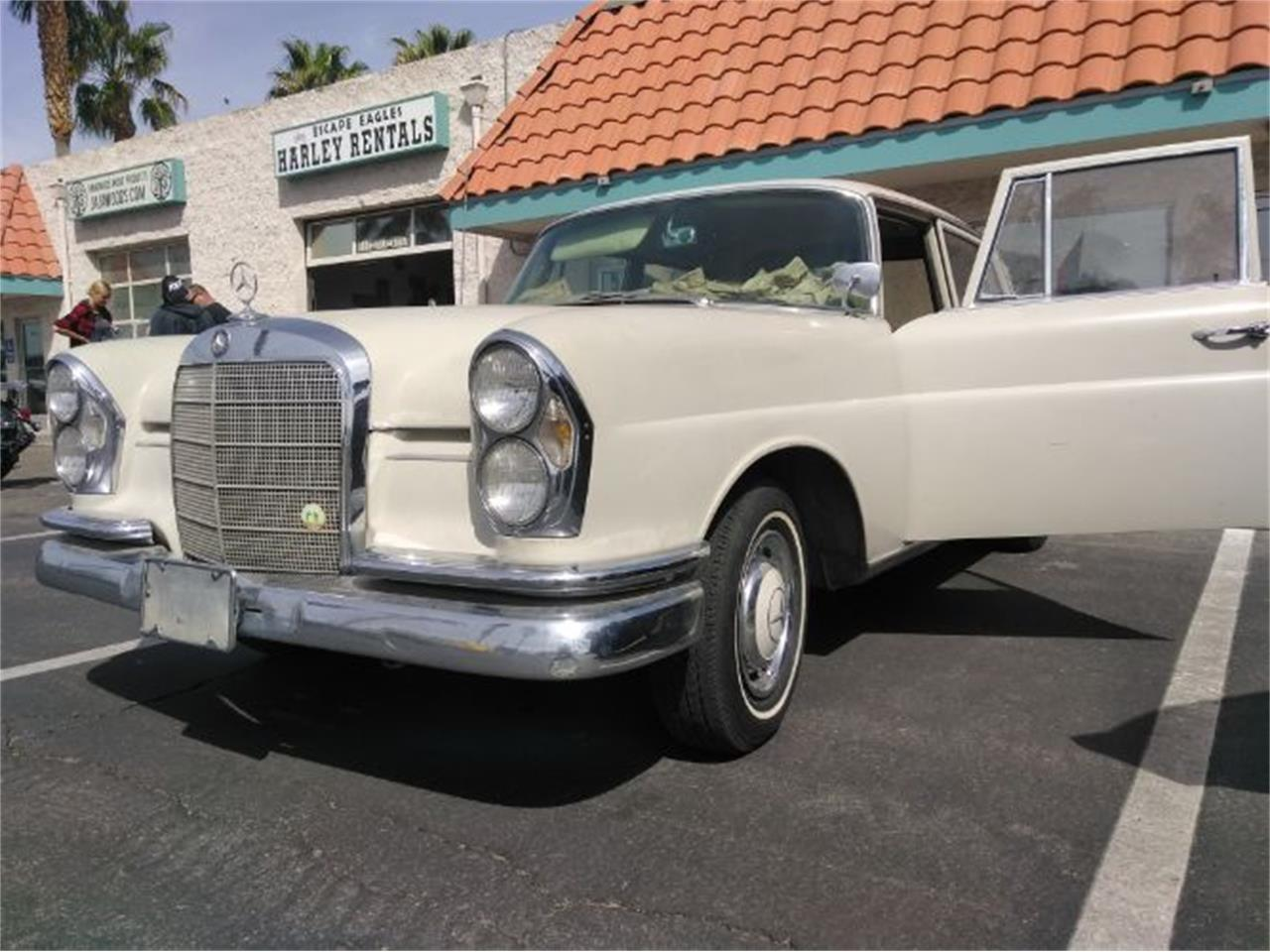 1961 Mercedes-Benz 220 (CC-1127683) for sale in Cadillac, Michigan