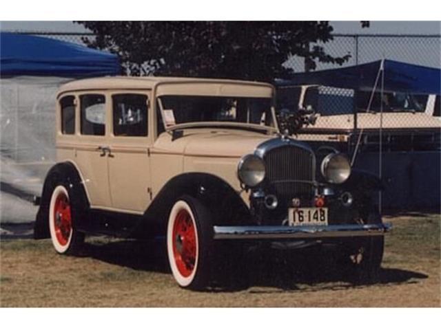 1932 Plymouth Sedan (CC-1127684) for sale in Cadillac, Michigan