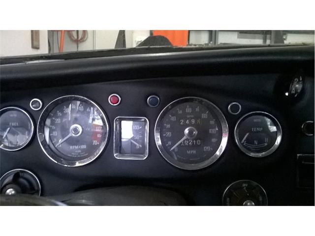 1973 MG MGB (CC-1127685) for sale in Cadillac, Michigan