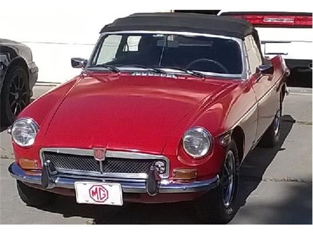 1973 MG MGB (CC-1127685) for sale in Cadillac, Michigan
