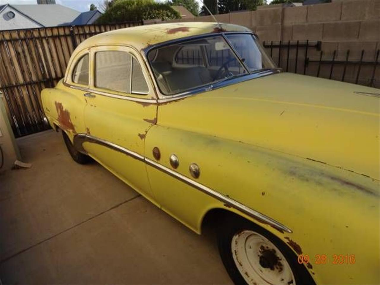 1952 Buick Special (CC-1127696) for sale in Cadillac, Michigan