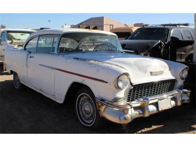 1955 Chevrolet Sedan (CC-1127715) for sale in Cadillac, Michigan