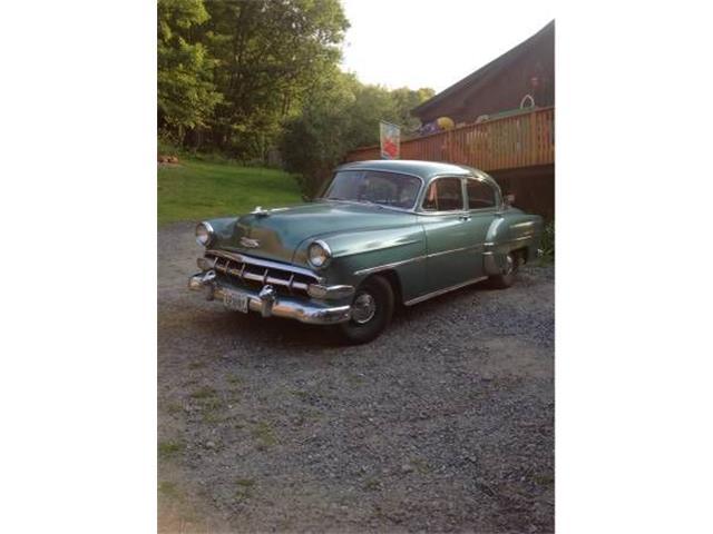 1954 Chevrolet Sedan (CC-1120776) for sale in Cadillac, Michigan