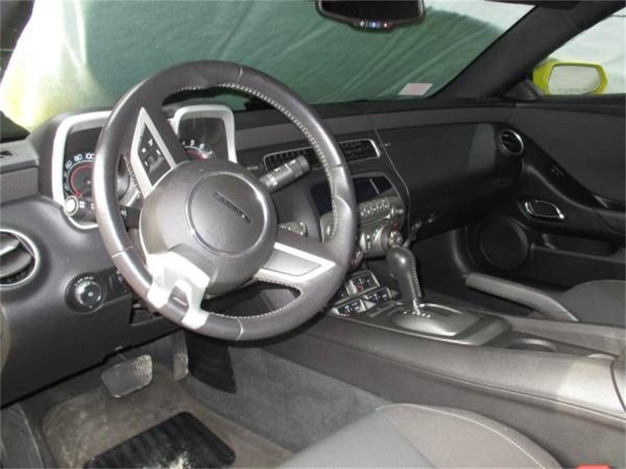 2010 Chevrolet Camaro (CC-1120778) for sale in Cadillac, Michigan