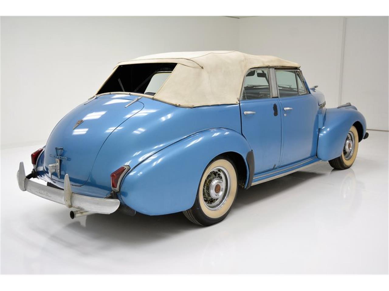 1940 LaSalle Convertible Sedan (CC-1127824) for sale in Morgantown, Pennsylvania