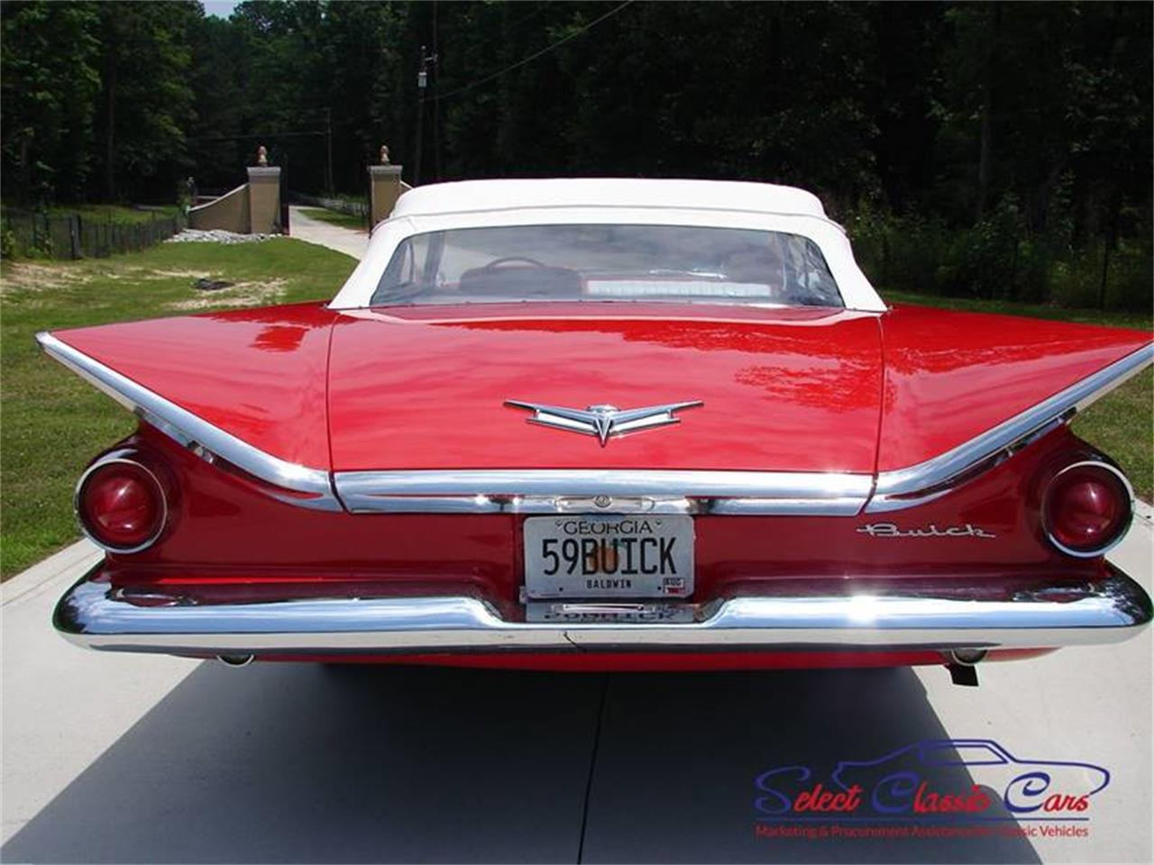 1959 Buick LeSabre (CC-1127831) for sale in Hiram, Georgia