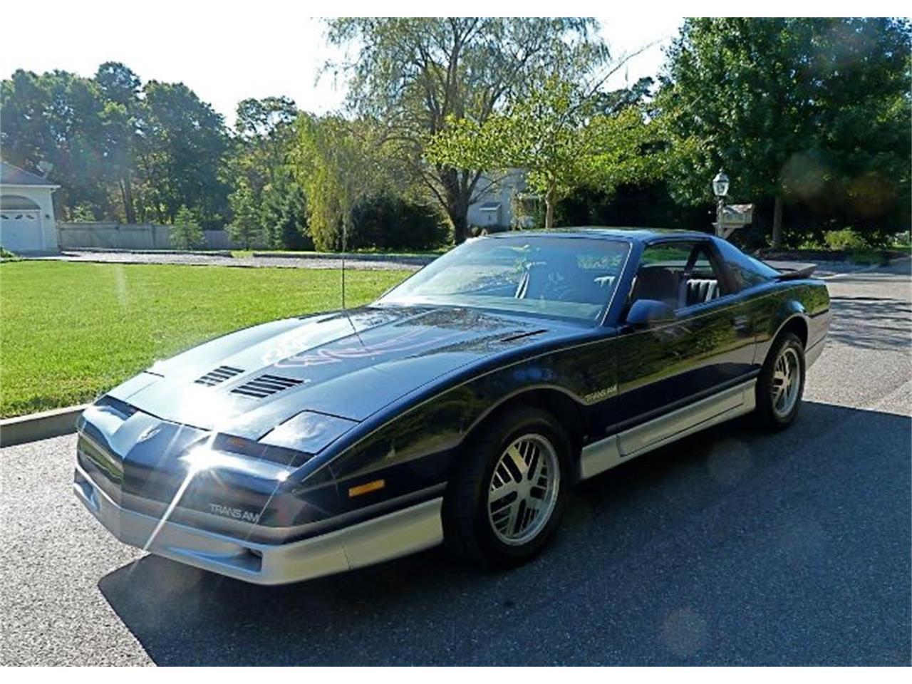 1986 Pontiac Firebird Trans Am (CC-1120787) for sale in Cadillac, Michigan