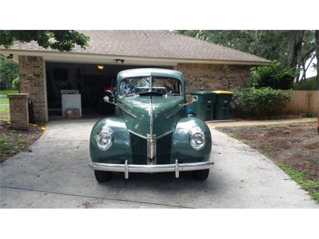 1940 Ford Standard (CC-1120797) for sale in Cadillac, Michigan
