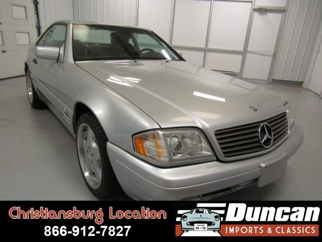 1998 Mercedes-Benz SL-Class (CC-1127988) for sale in Christiansburg, Virginia