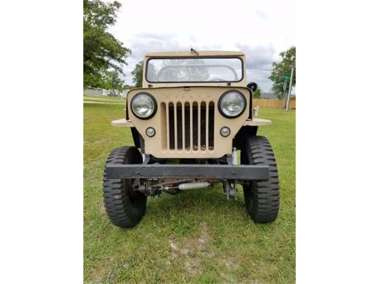 1953 Willys Jeep (CC-1120802) for sale in Cadillac, Michigan