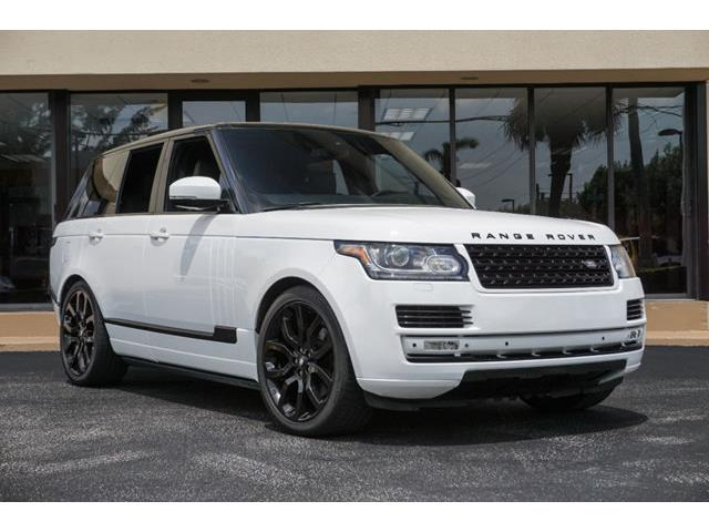 2014 Land Rover Range Rover (CC-1128049) for sale in Miami, Florida