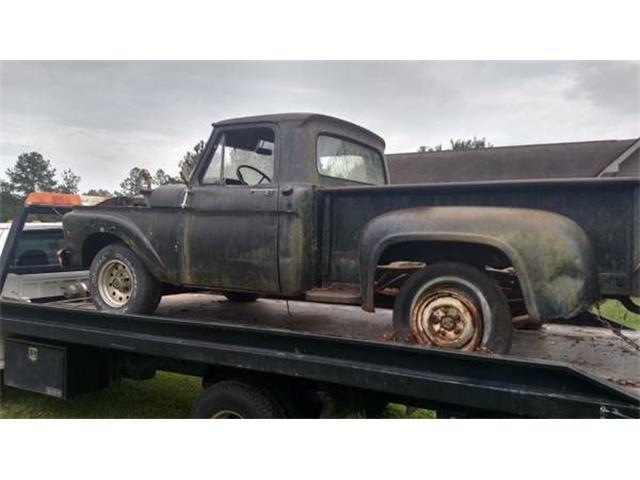 1961 Ford F100 (CC-1120817) for sale in Cadillac, Michigan
