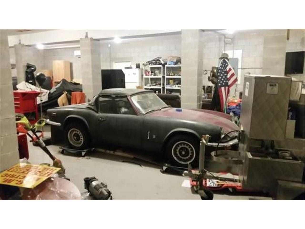 1980 Triumph Spitfire (CC-1120825) for sale in Cadillac, Michigan