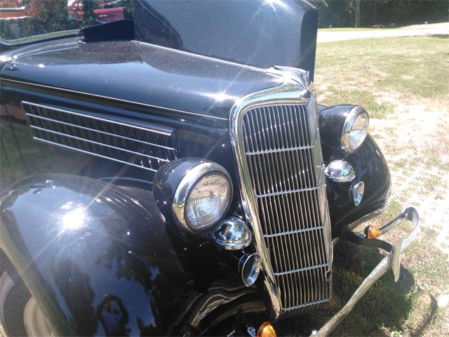 1935 Ford 4-Dr Sedan (CC-1128294) for sale in Iuka, Mississippi