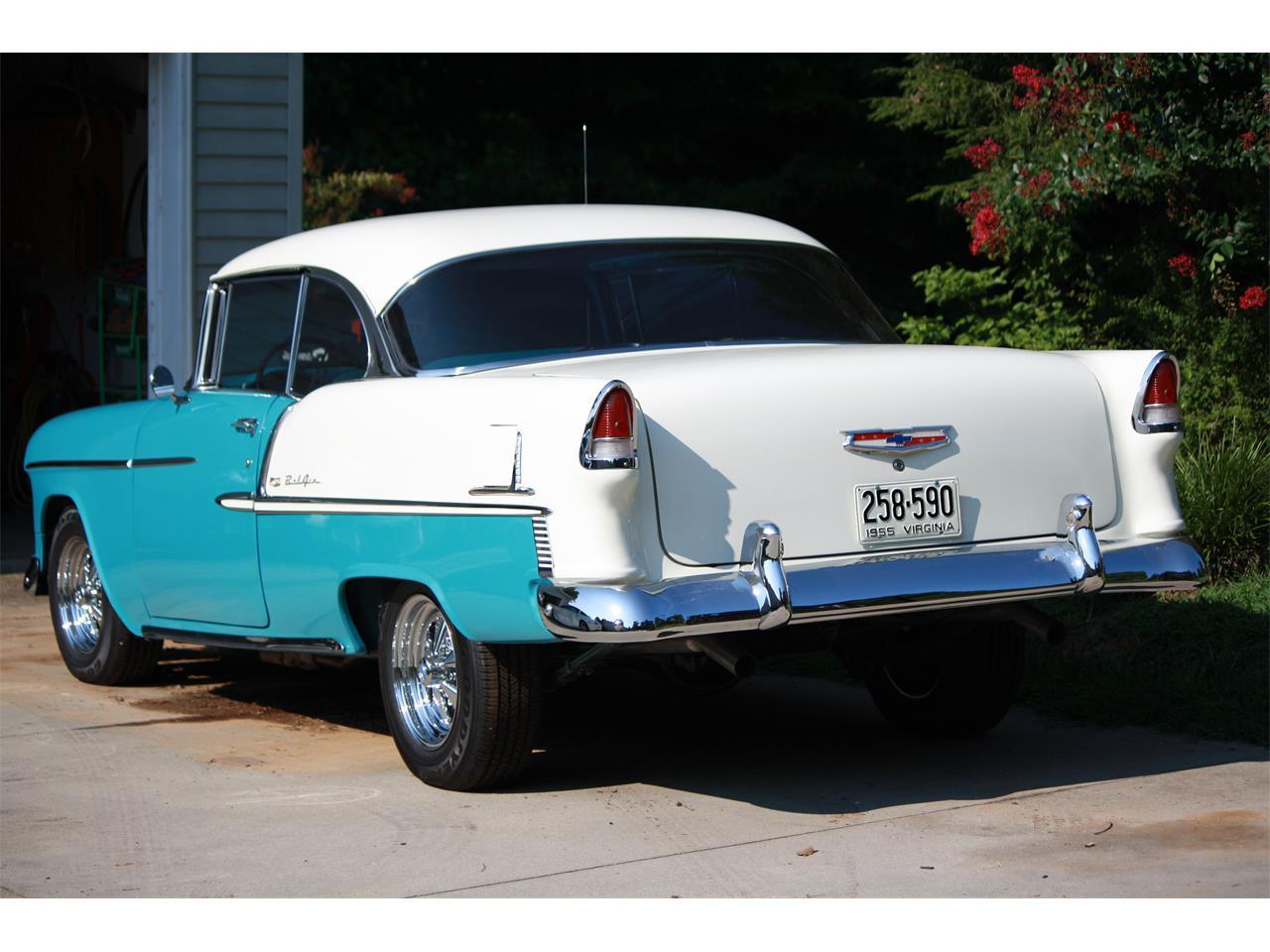 Kelebihan Chevrolet 1955 Harga