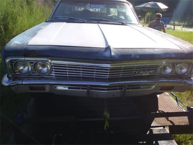 1966 Chevrolet Impala (CC-1120831) for sale in Cadillac, Michigan