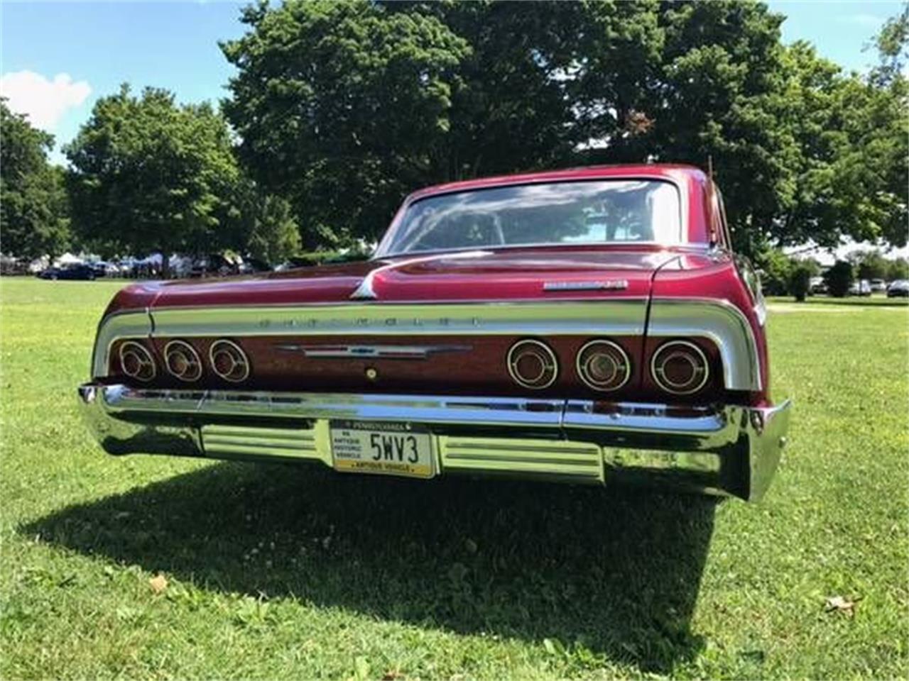 1964 Chevrolet Impala (CC-1120833) for sale in Cadillac, Michigan