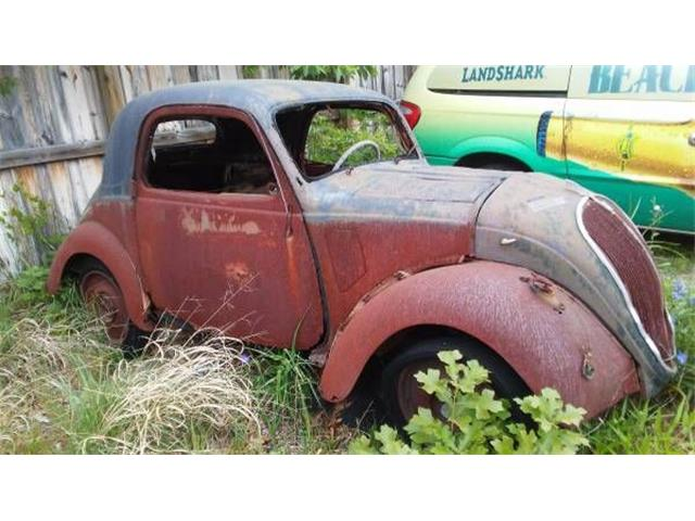 1938 Fiat Topolino (CC-1120834) for sale in Cadillac, Michigan