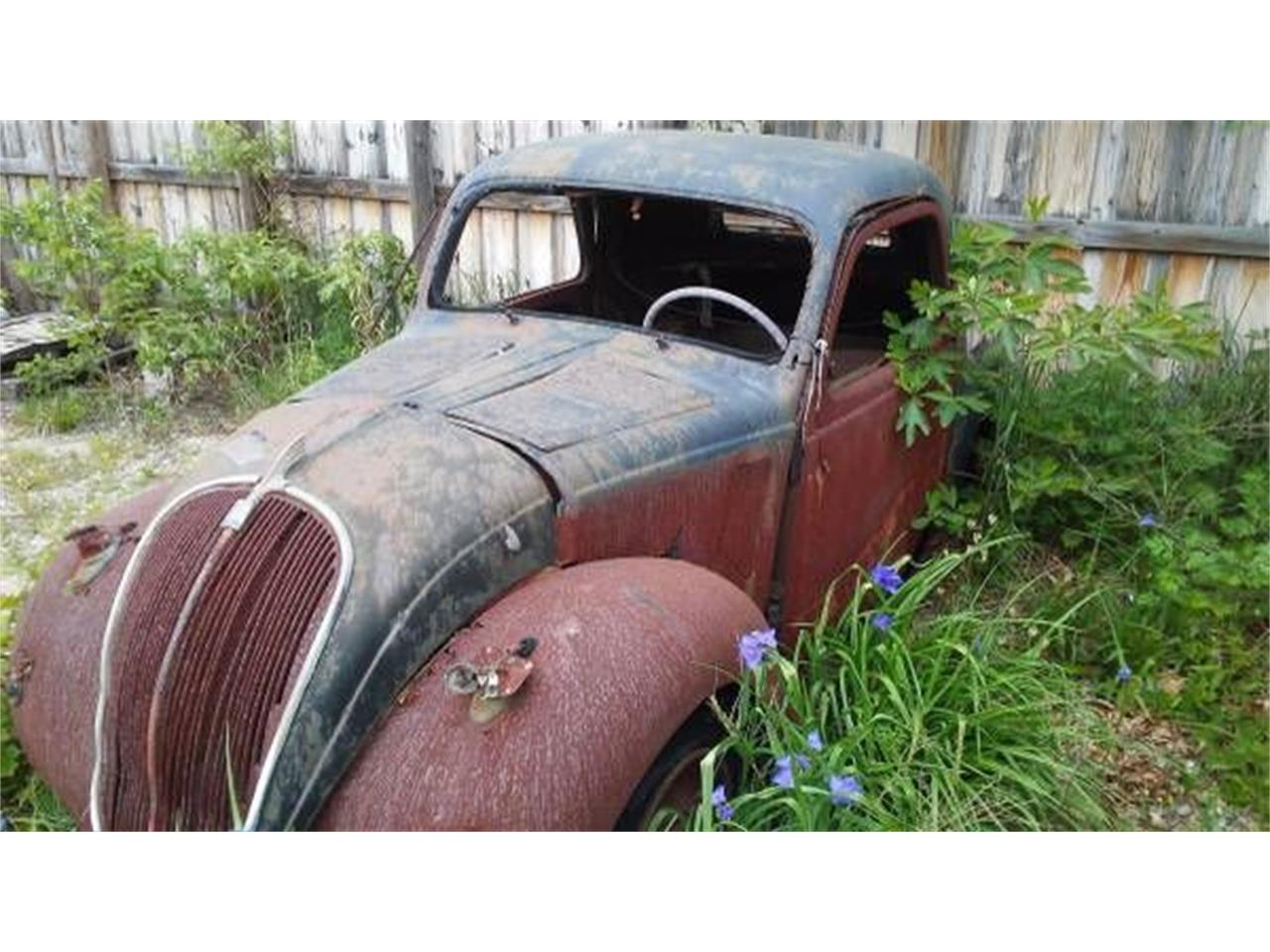1938 Fiat Topolino (CC-1120834) for sale in Cadillac, Michigan