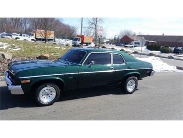 1973 Chevrolet Nova (CC-1120838) for sale in Cadillac, Michigan