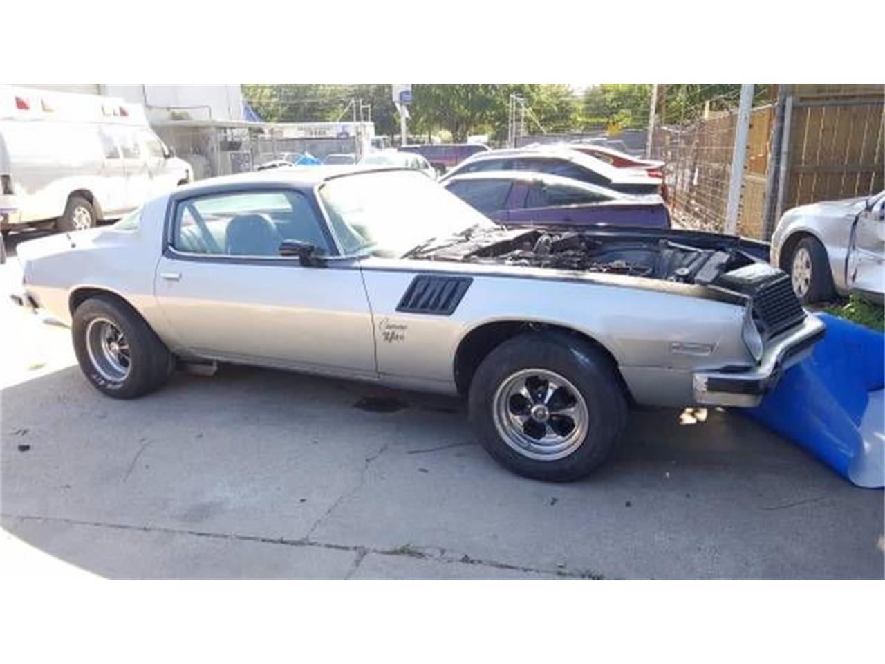 1975 Chevrolet Camaro (CC-1120084) for sale in Cadillac, Michigan