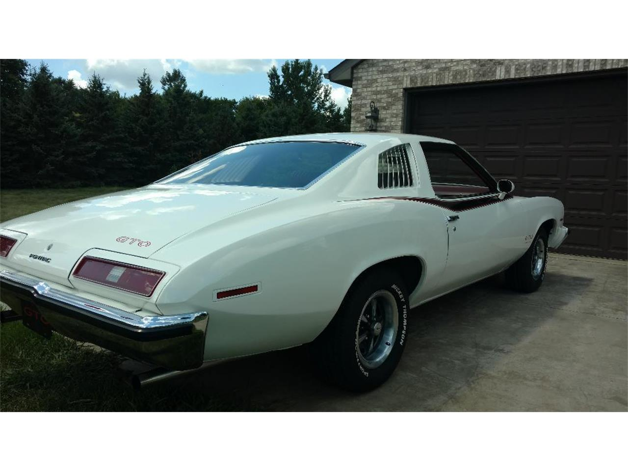 1973 Pontiac GTO (CC-1128494) for sale in Rogers, Minnesota