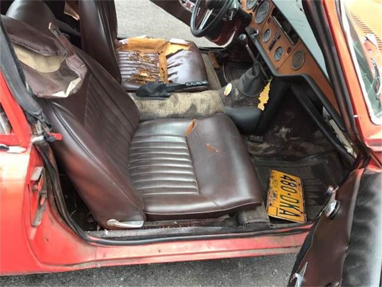 1974 Triumph TR7 (CC-1120850) for sale in Cadillac, Michigan