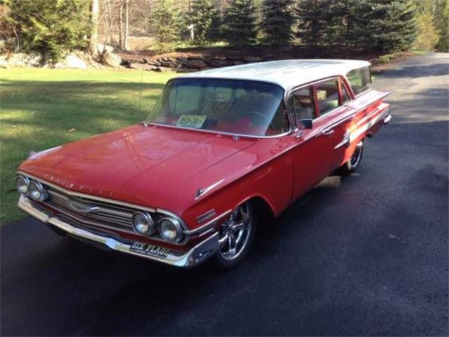 1960 Chevrolet Nomad (CC-1120853) for sale in Cadillac, Michigan