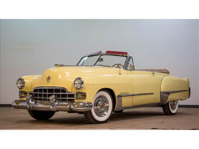 1948 Cadillac Series 62 (CC-1128534) for sale in Dayton, Ohio