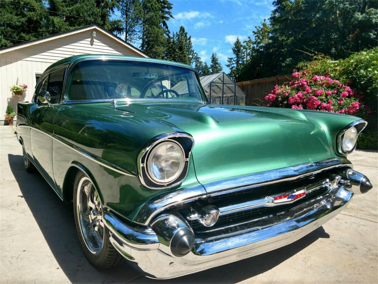 1957 Chevrolet Bel Air (CC-1128602) for sale in Vancouver, Washington
