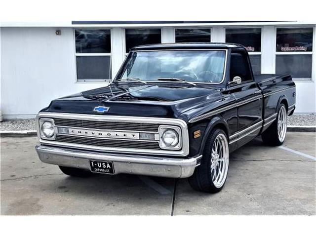 1969 Chevrolet C10 (CC-1120864) for sale in Cadillac, Michigan