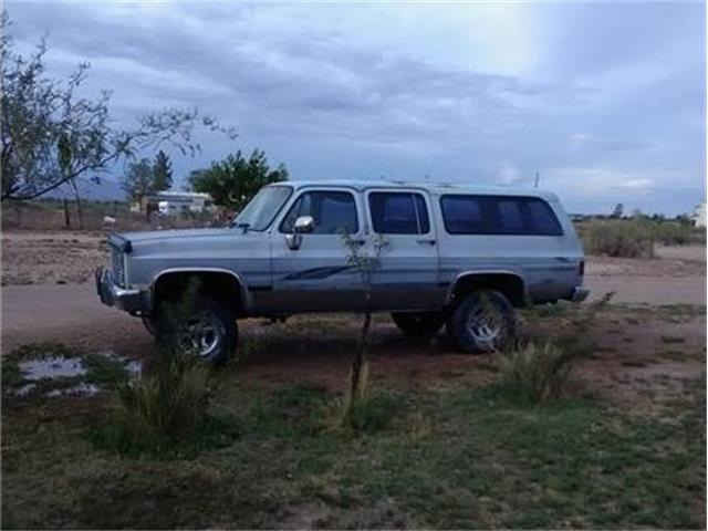 1985 Chevrolet Suburban (CC-1128668) for sale in Willcox, Arizona