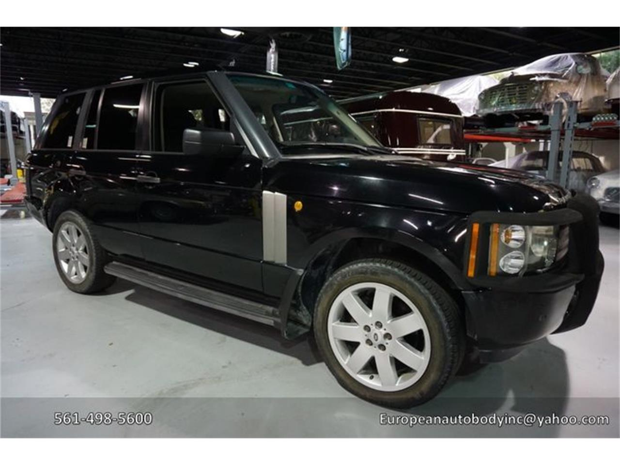 2005 Range Rover For Sale >> 2005 Land Rover Range Rover For Sale Classiccars Com Cc