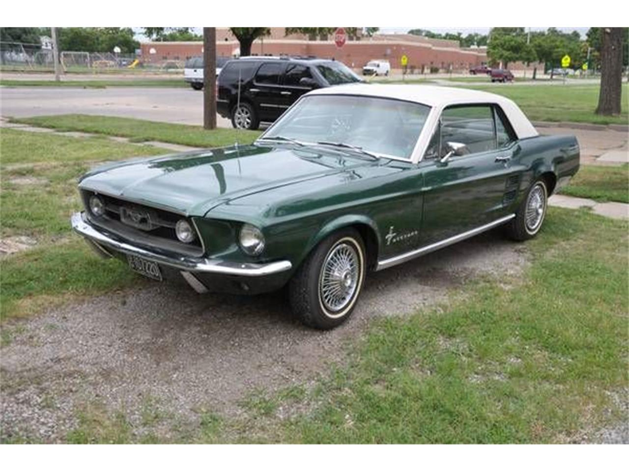 1967 Ford Mustang (CC-1120875) for sale in Cadillac, Michigan