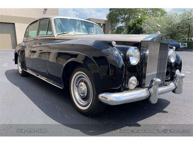 1960 Rolls-Royce Silver Cloud II (CC-1128894) for sale in Boca Raton , Florida
