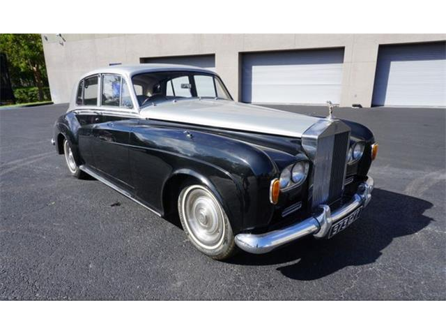 1963 Rolls-Royce Silver Cloud III (CC-1128896) for sale in Boca Raton , Florida