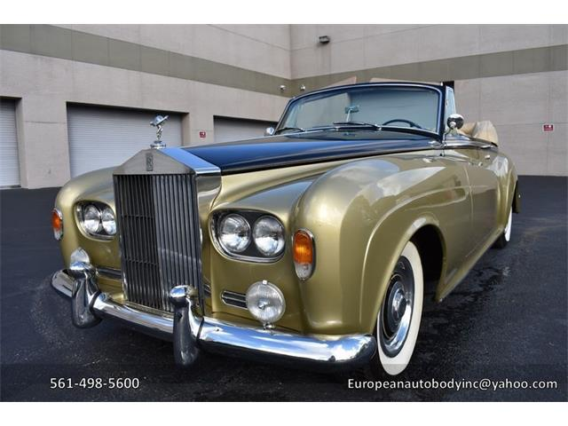 1963 Rolls-Royce Silver Cloud III (CC-1128899) for sale in Boca Raton , Florida